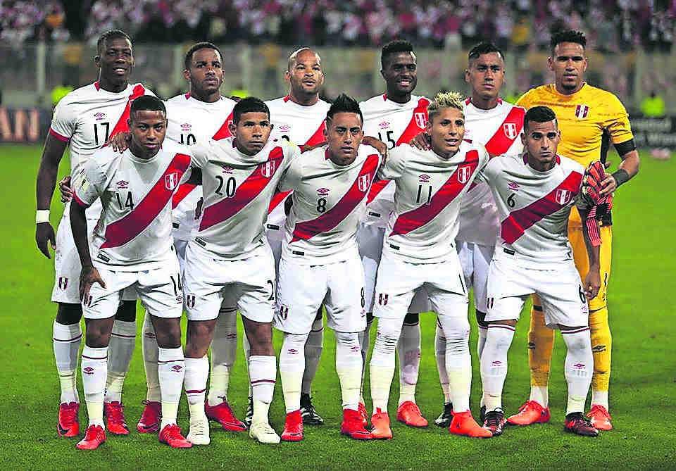Perú jugará un amistoso contra Escocia en Lima