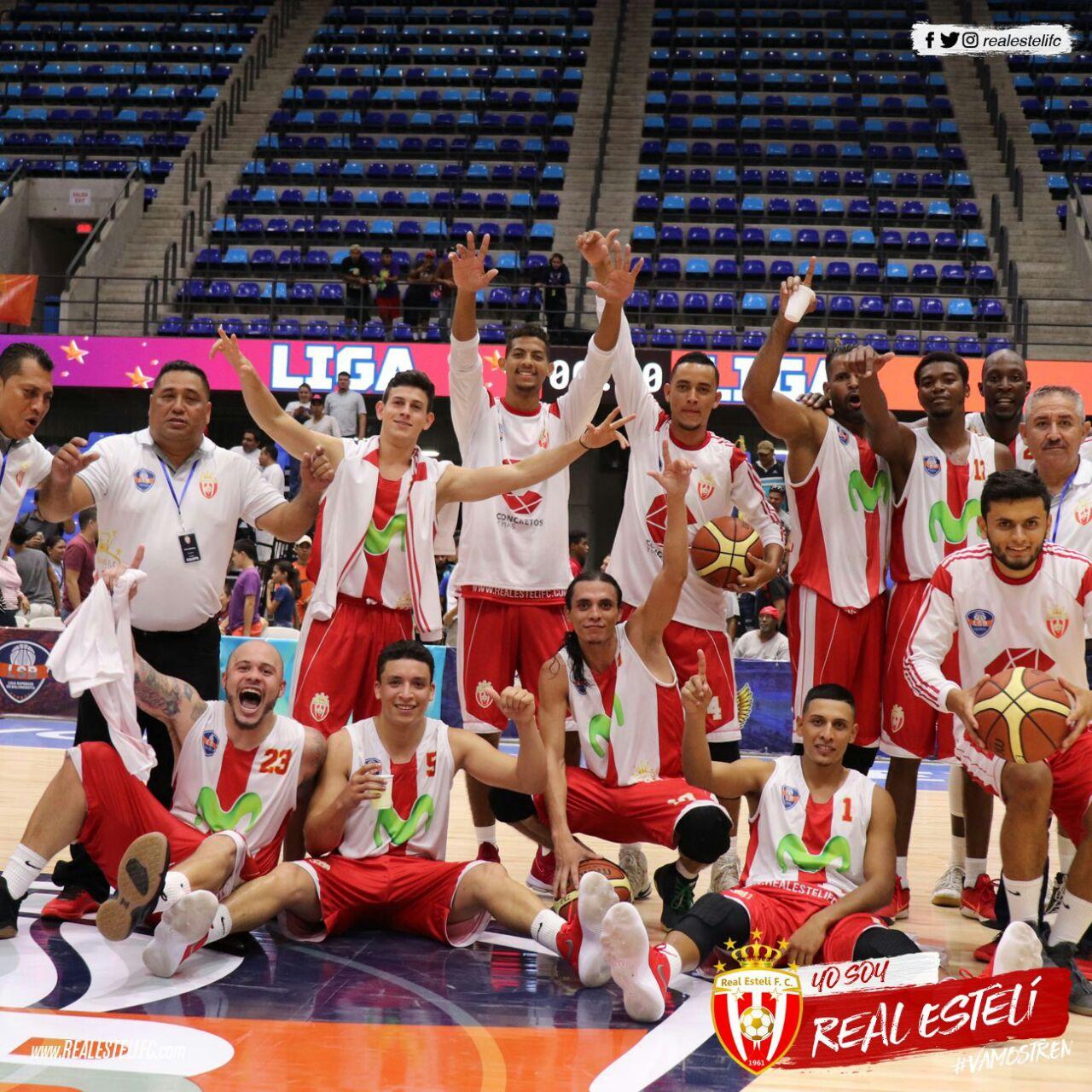 Real Estelí consigue segundo éxito en la Liga Superior de Baloncesto