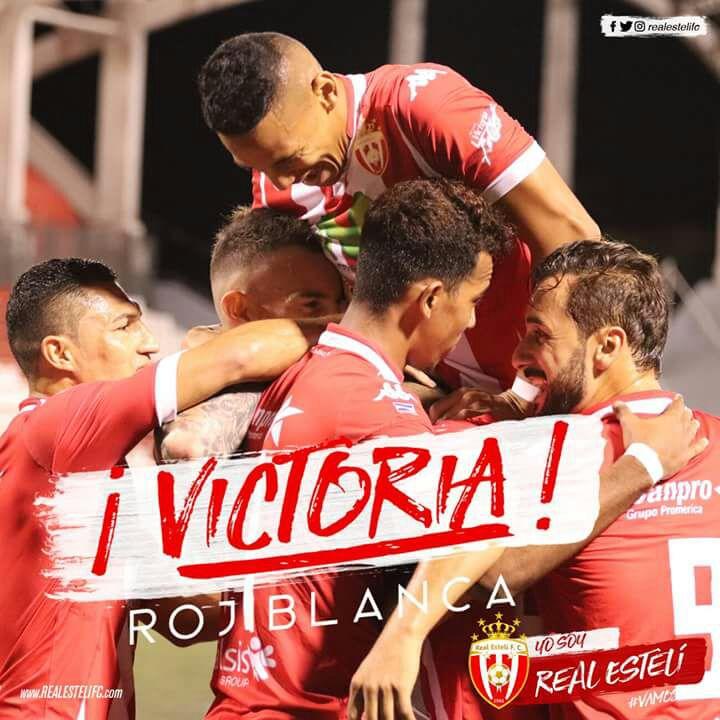El Real Estelí goleó 7-1 al Juventus FC