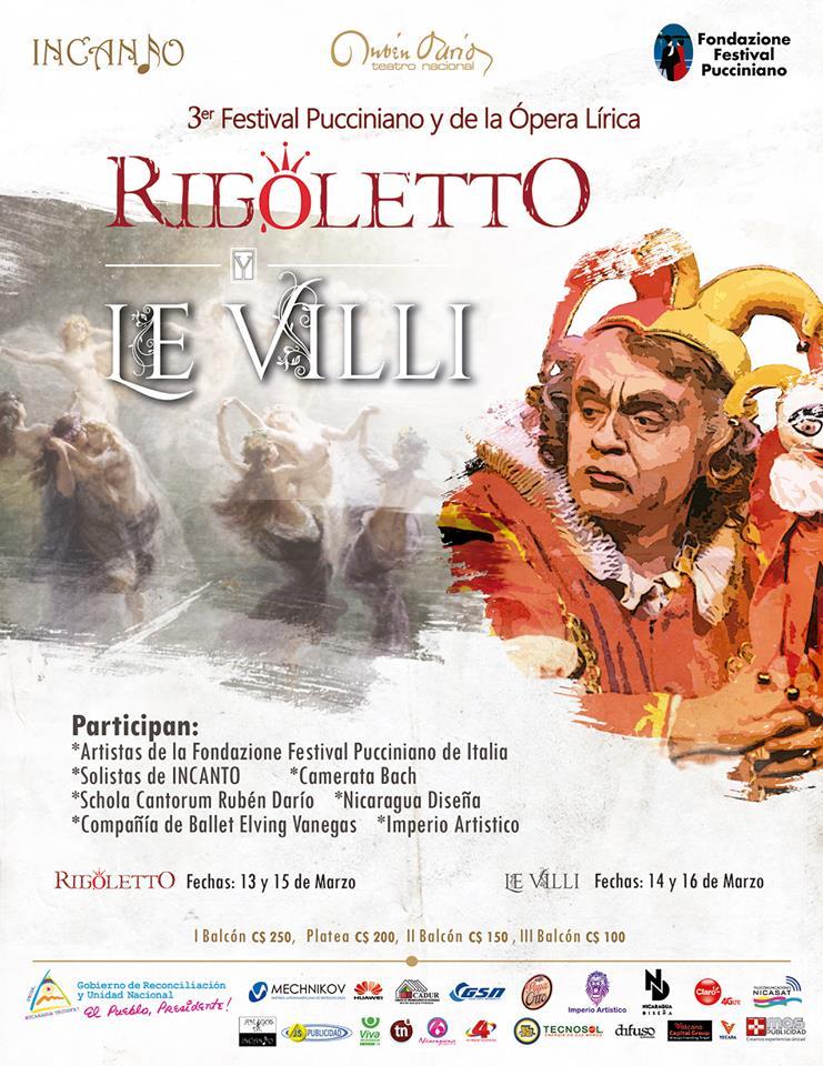 Tercer festival Pucciniano y de la Ópera Lírica