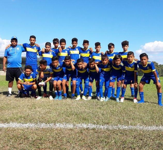 Managua FC Sub 13