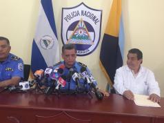Conferencia de prensa sobre el caso del sujeto Juan Rafael Lanzas Maldonado