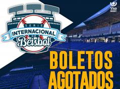 Boletos Agotados para la Serie Nicaragua vs Cuba