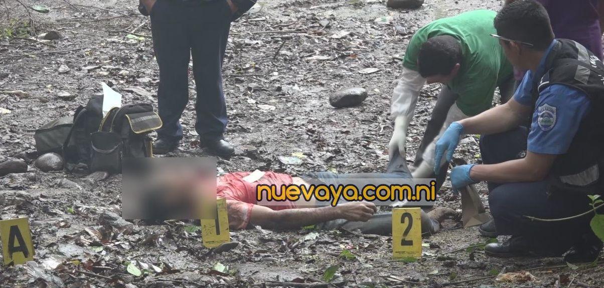 Dámaso García fue asesinado en Matagalpa