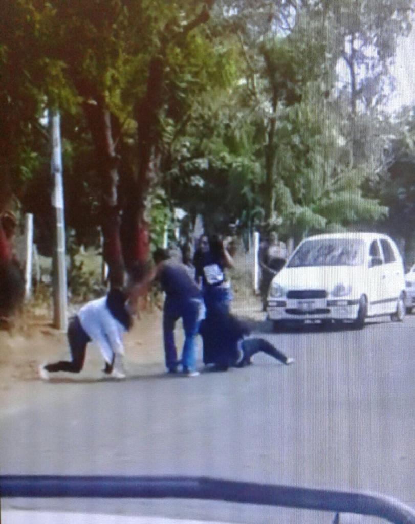 Dos mujeres se agredieron por el amor de un hombre en Carazo