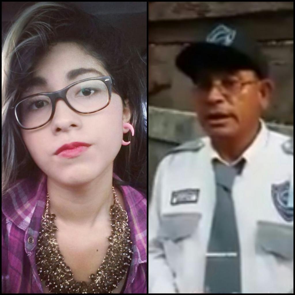 La joven que humilló al vigilante del McDonald's