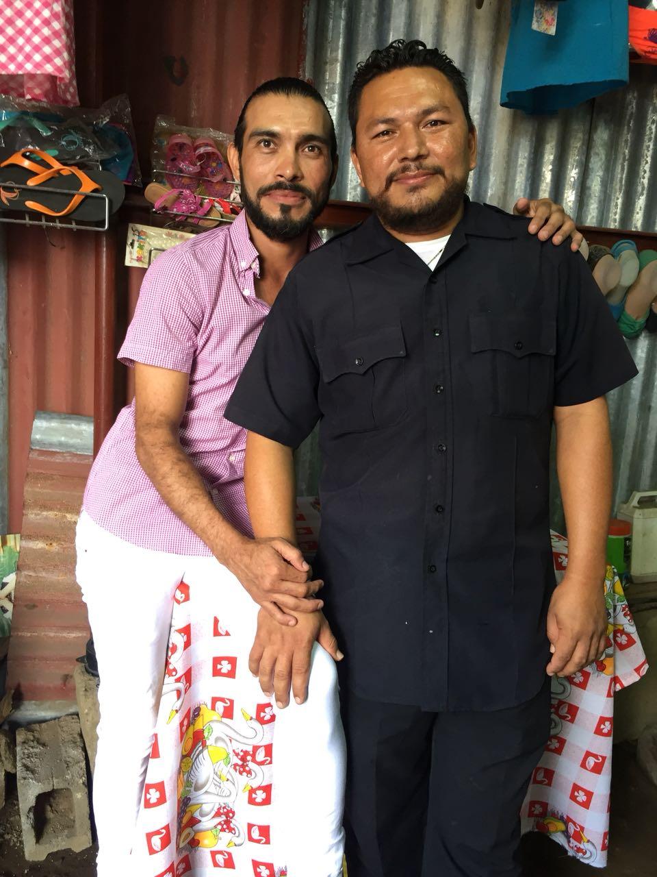 Mauricio Roa Carballo y José Luis Martínez tienen una relación sólida como un diamante