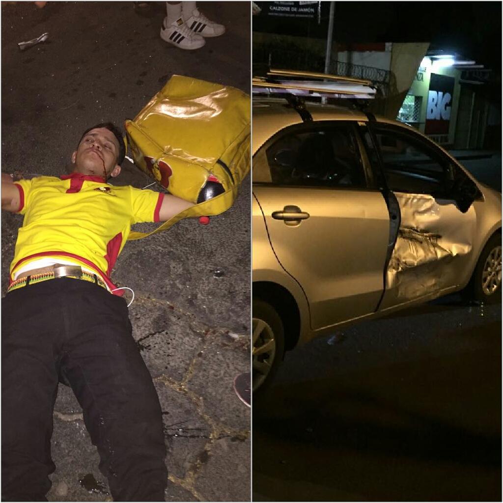 La víctima fue Juan Francisco Bermúdez Blandón
