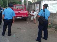Reconstrucción del crimen del ingeniero Evert Suárez Lozano en Chinandega