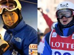 Choi Jae-woo y Kim Ji-hyon