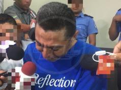 Douglas Villanueva aceptando su horrendo crimen