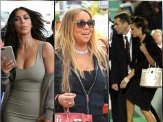 Kim Kardashian, Mariah Carey y Victoria Beckham son fans de las carteras Himalaya Birkin