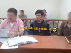 Amplían pruebas contra Osiris Rodríguez González