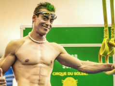 Falleció el acróbata Yann Arnaud del Circo Du Soleil