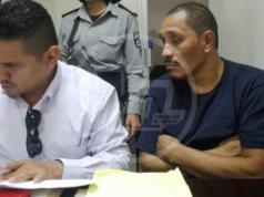 El acusado Alexander Enrique Velásquez Membreño