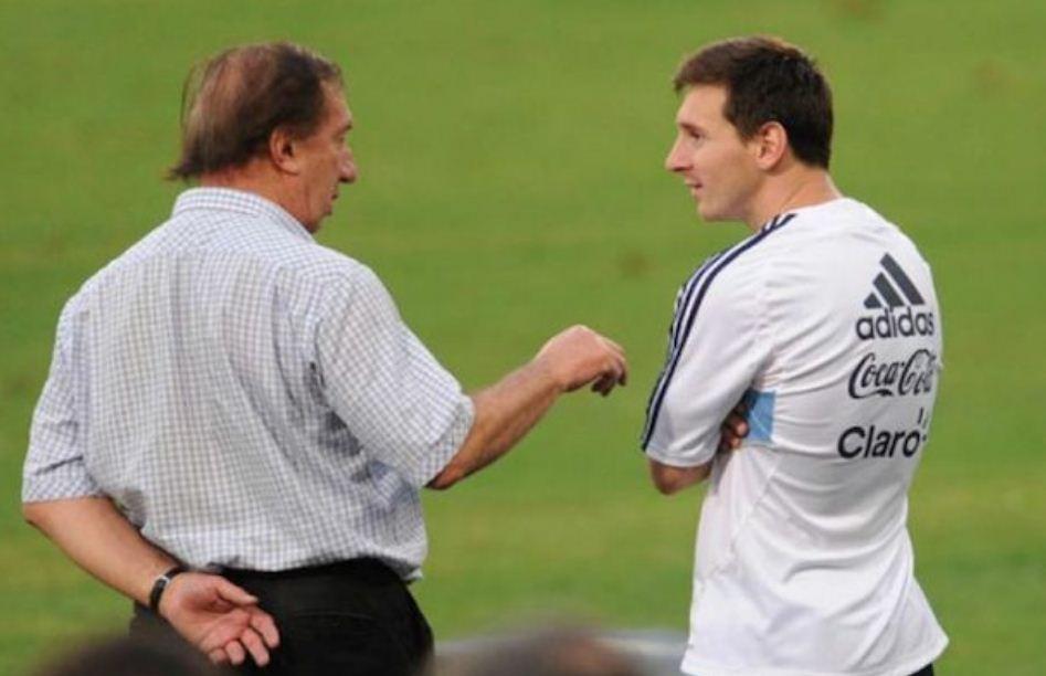 Bilardo considera que Messi aún no está al nivel de Pelé y Maradona