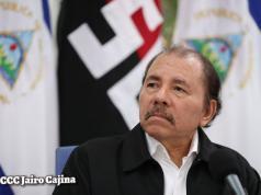 El comandante Daniel Ortega, presidente de Nicaragua