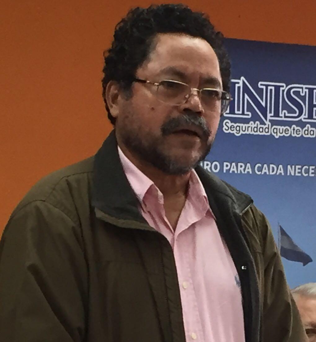 El gerente de Caruna, Jorge Martínez