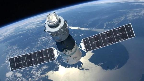Estación Espacial Tiangong 1
