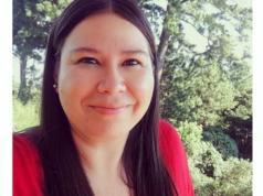 La periodista Karla Lisseth Turcios