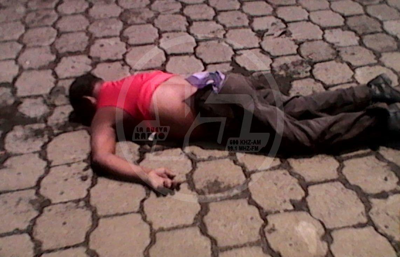 Vigilante muere en un accidente en Nindirí