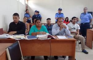 "Integrantes de la Banda Narco ""Los Secos"""