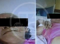 Cándida Rosa Herrera Rizo fue atropellada por vándalos en Matagalpa