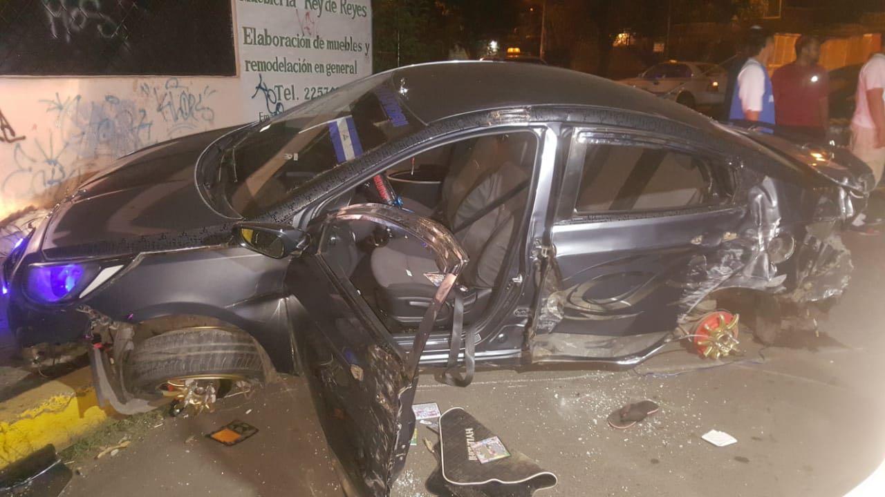 Orozco Largaespada iba cruzando la vía en estado de ebriedad, y fue impactado por el vehículo