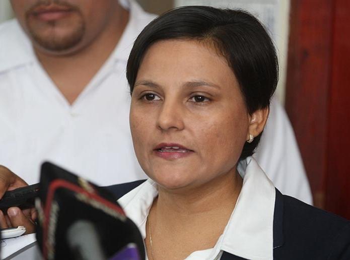 La doctora Grethel Fernández