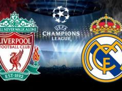 Liverpool vs Real Madrid Champions 2018