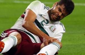Nestor Araujo no jugará en la Copa del Mundo