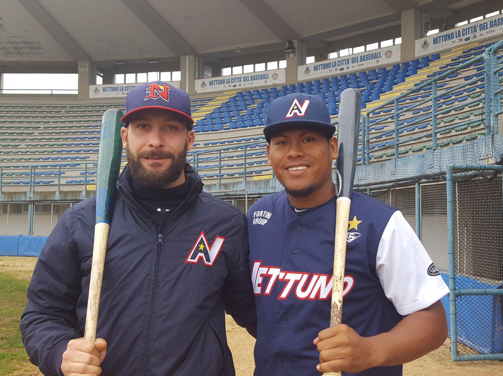 Paolino Ambrosino y Edgard Montiel
