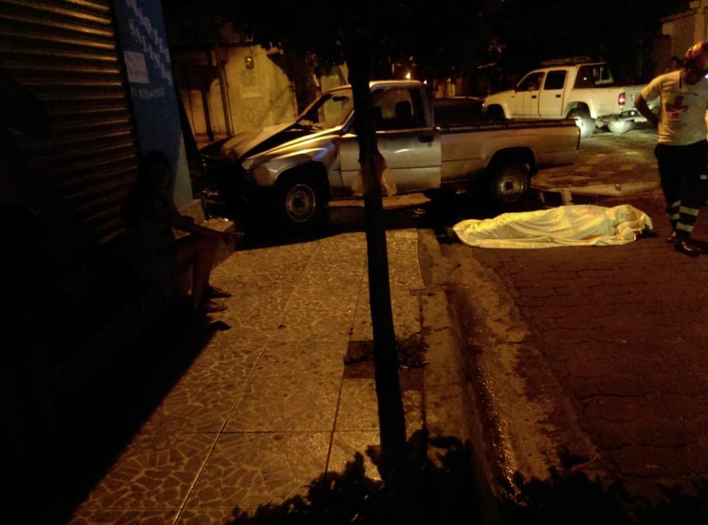 Axel Cruz laboraba como conductor de una grúa en Estelí