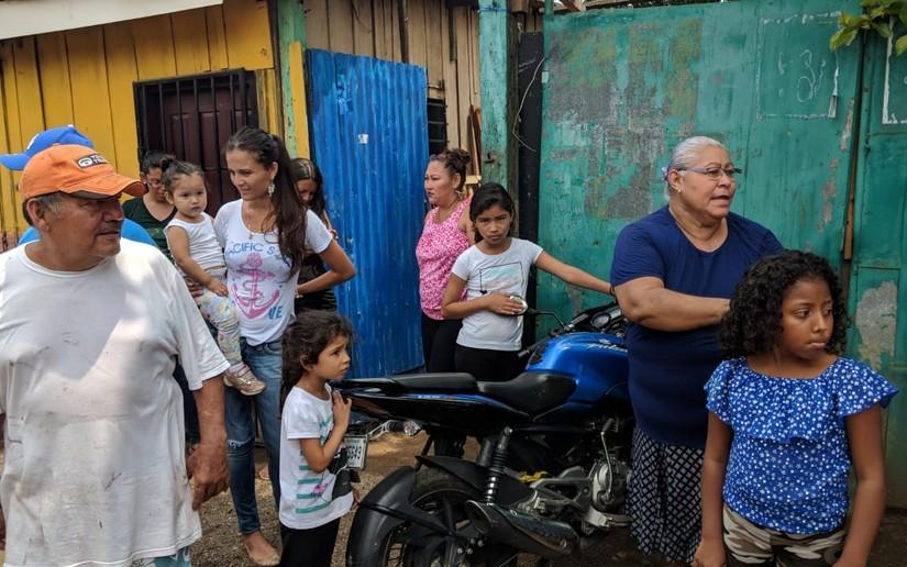 Familias capitalinas ya no aguantan las pandillas