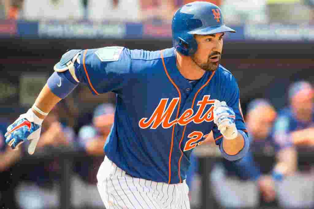 Adrian González  le dice adiós a los Mets