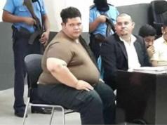 """Cristian Mendoza alias """"El Viper"""" en los Juzgados de Managua"""