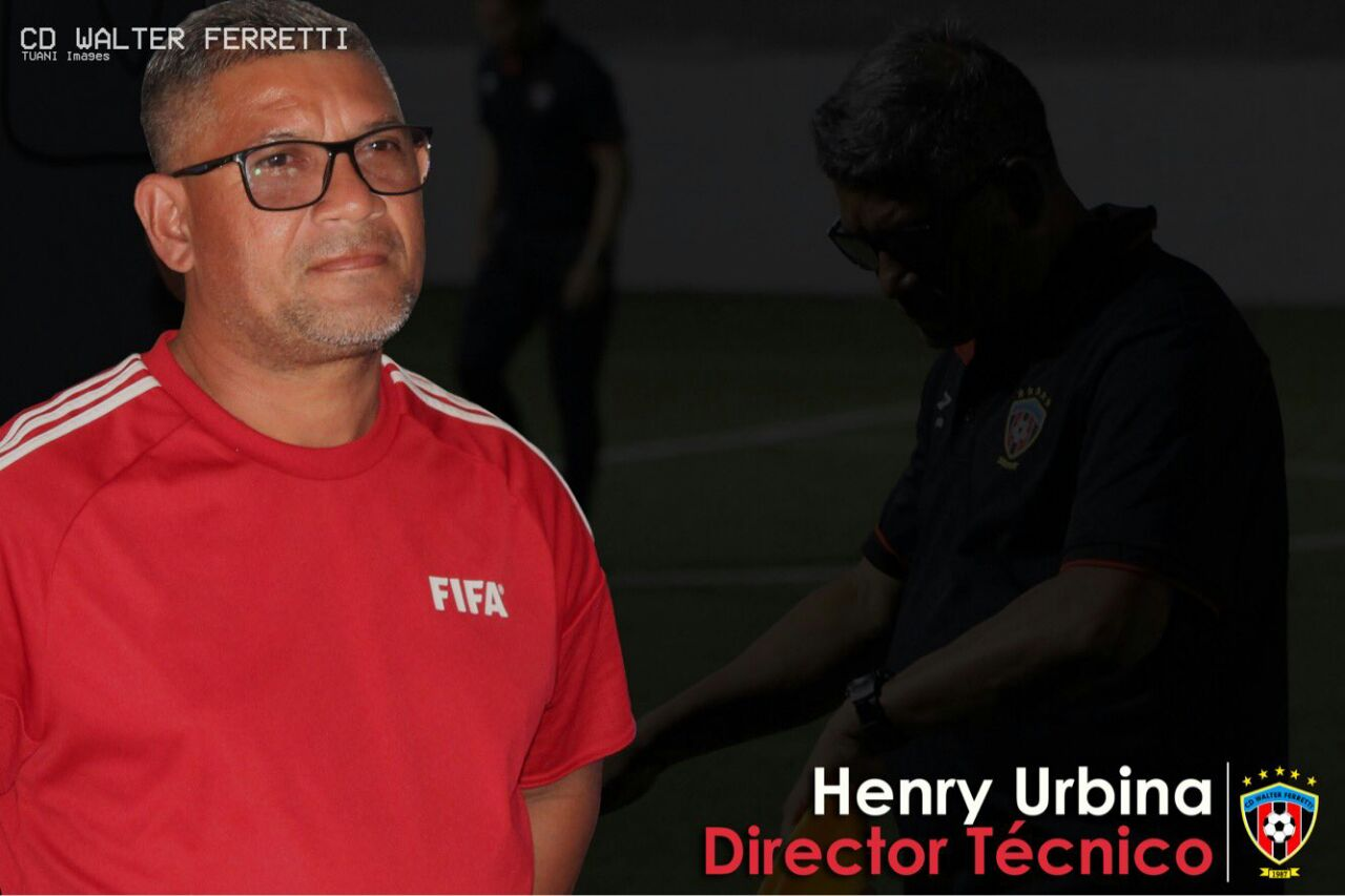 """Henry """"Huesito"""" Urbina"""