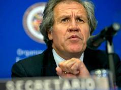 Luis Almagro Lemes, Secretario General OEA