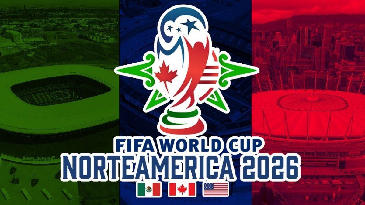 México, Estados Unidos y Canadá seran los anfitriones del mundial 2026