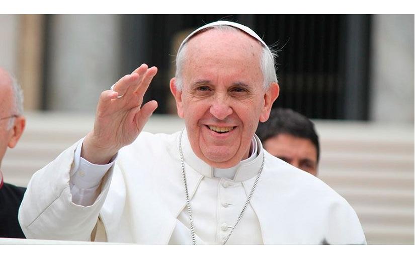 Nicaragua saluda al Papa Francisco