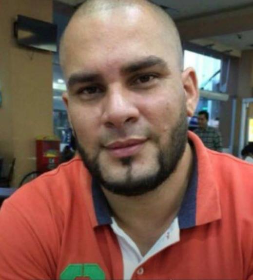 Víctor Genaro Cabrera García, foto tomada de Facebook