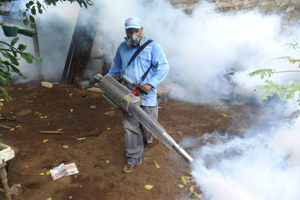 Jornada de Fumigación en Nicaragua