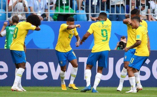 Brasil enfrentara a Belgica