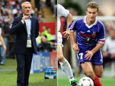 Didier Deschamps consigue la Copa Mundial como DT y como jugador