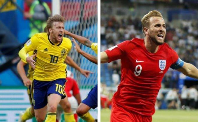 Suecia-Inglaterra, cuartos de final #Mundial2018