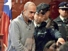 Sebastián Balbontín mató a su hijastra de 3 años de edad en Chile