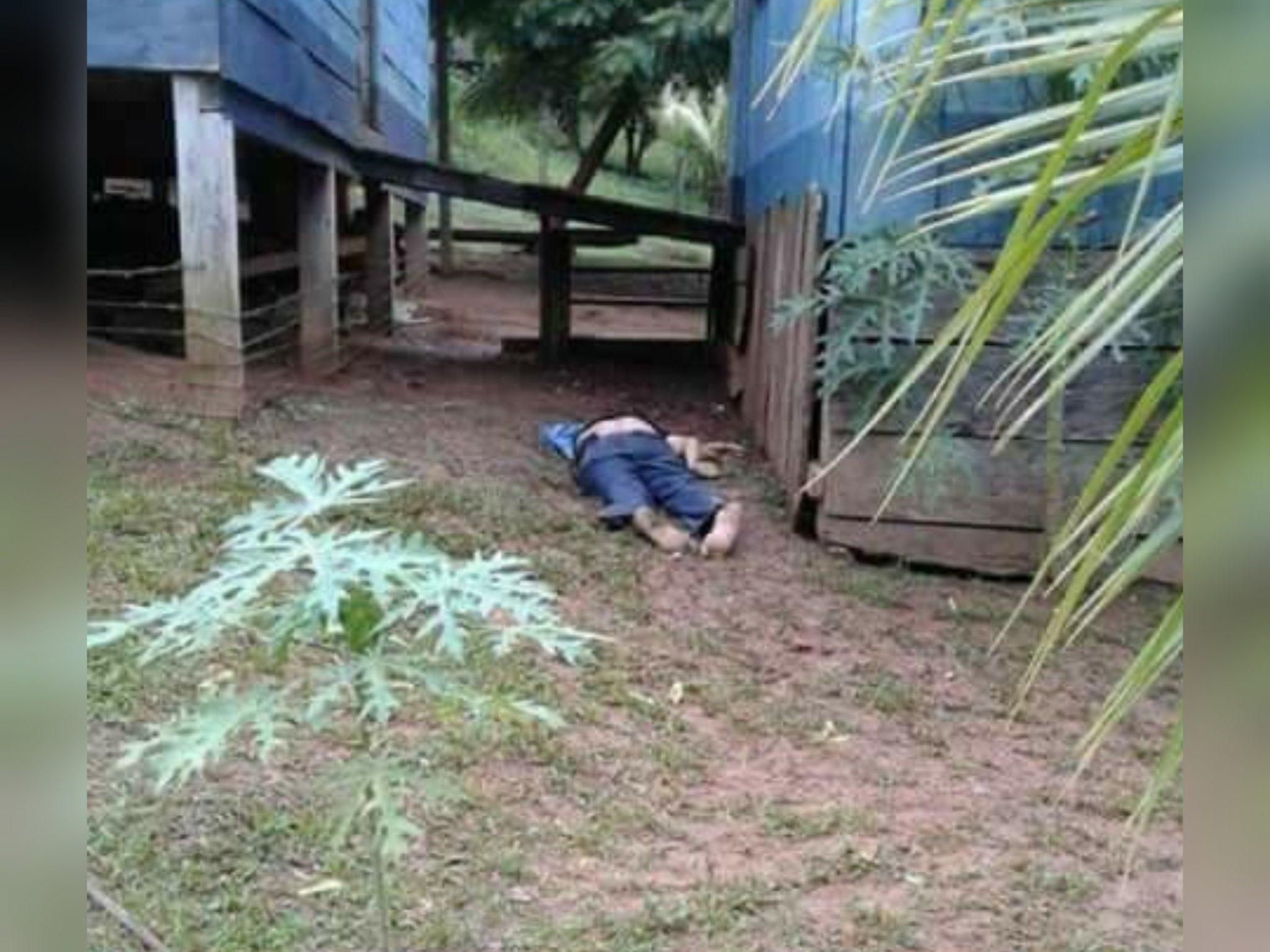 Uno de los oficiales asesinados por las hordas golpistas en el norte de Nicaragua