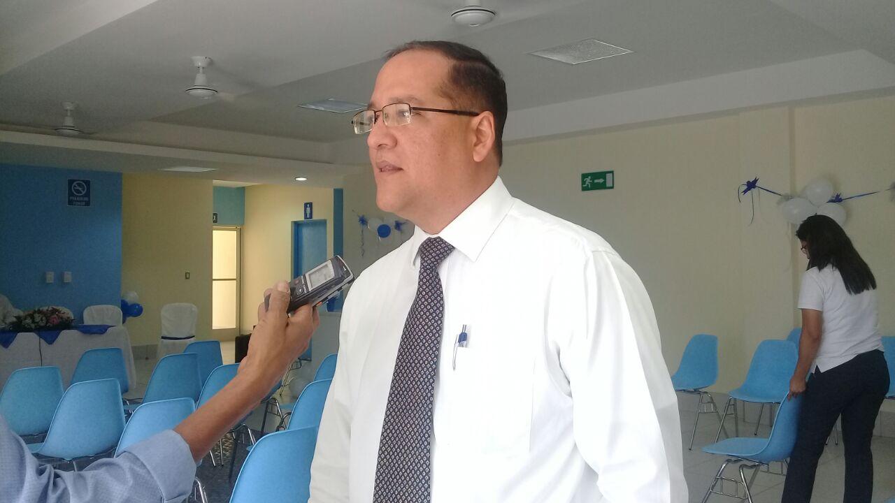 El doctor José Ignacio Rosales,