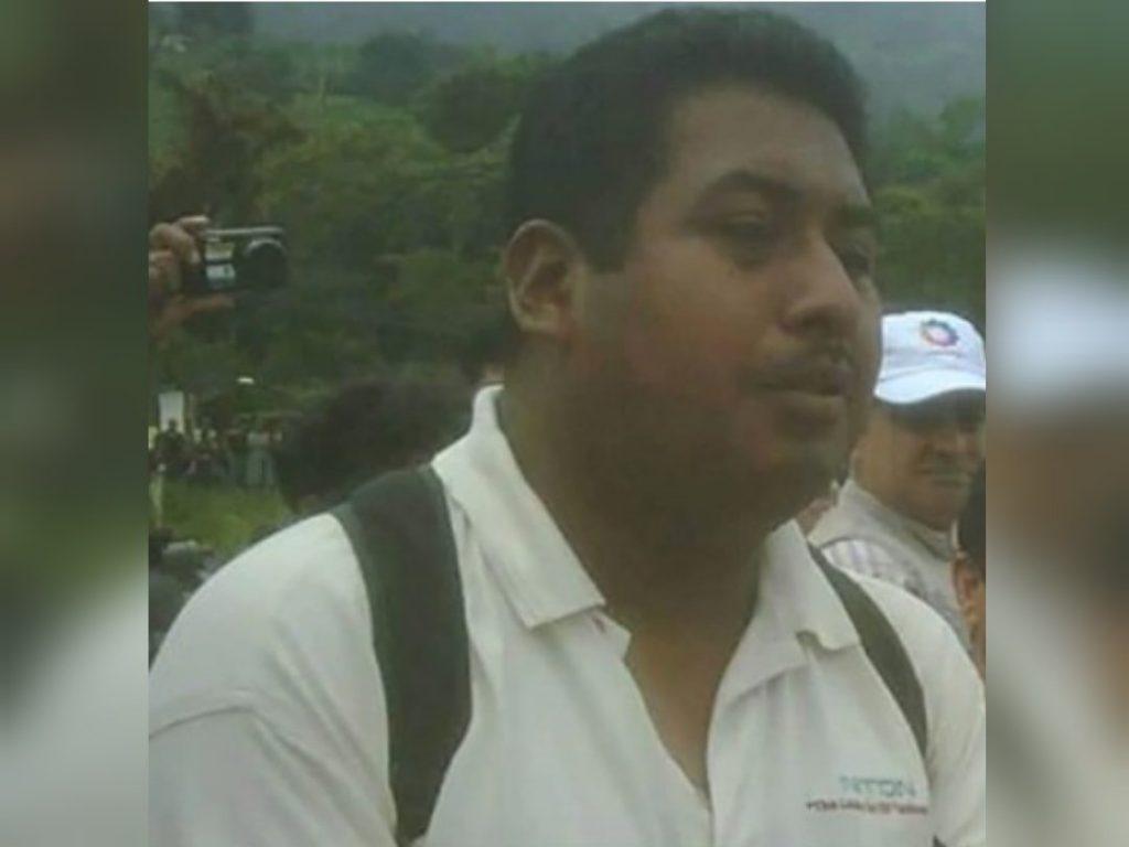 El periodista mexicano Mario Leonel Gómez Sánchez, asesinado
