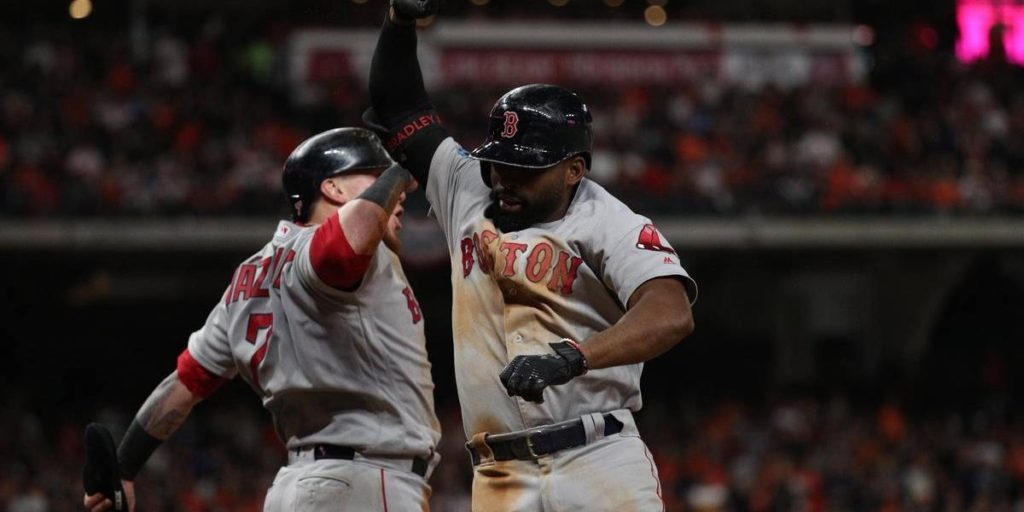 Los Medias Rojas vencieron 8x6 a los Astros de Houston y ponen la serie 3-1 en la Liga Americana